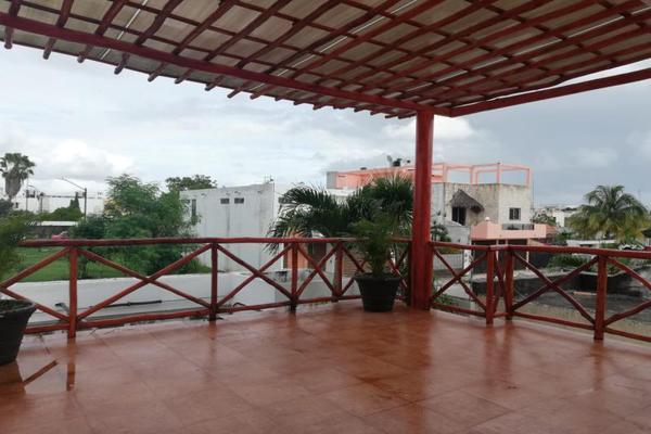 Foto de casa en renta en fuente de la concordia frente al parque 01, santa fe del carmen, solidaridad, quintana roo, 10004208 No. 13