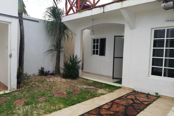 Foto de casa en renta en fuente de la concordia frente al parque 01, santa fe del carmen, solidaridad, quintana roo, 10004208 No. 21