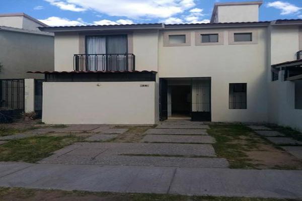 Foto de casa en renta en  , fuentes del lago, aguascalientes, aguascalientes, 8218707 No. 01