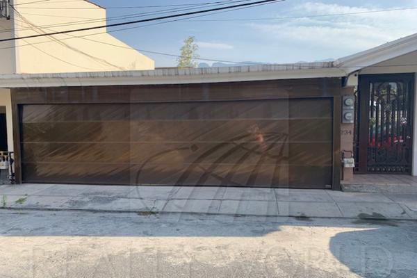 Foto de casa en venta en  , fuentes del valle, san pedro garza garcía, nuevo león, 7120078 No. 01