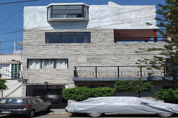 Foto de edificio en venta en fútbol , churubusco country club, coyoacán, df / cdmx, 20041334 No. 01
