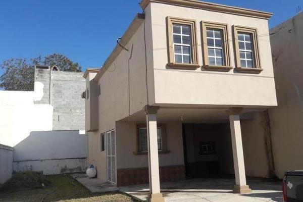 Foto de casa en venta en  , futuro apodaca, apodaca, nuevo león, 7960540 No. 01