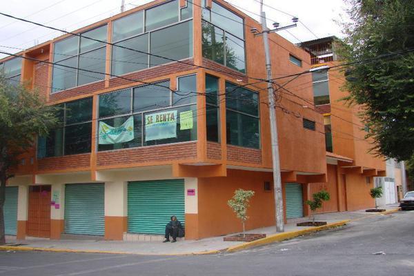 Foto de edificio en renta en  , gabriel hernández, gustavo a. madero, df / cdmx, 16357192 No. 01