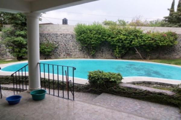 Foto de casa en venta en  , gabriel tepepa, cuautla, morelos, 12347093 No. 22