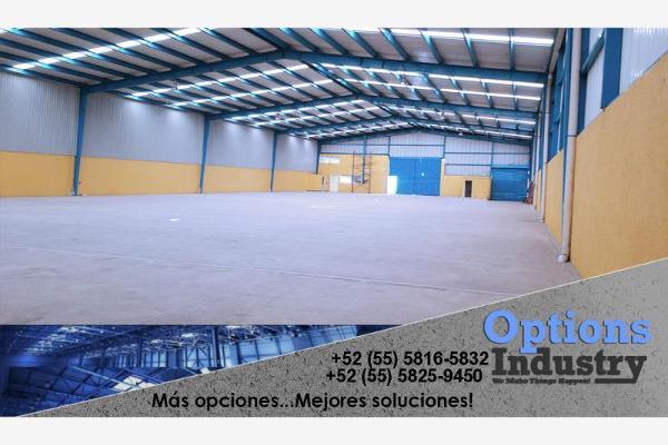 Foto de bodega en renta en  , galaxia cuautitlán, cuautitlán, méxico, 11618934 No. 04