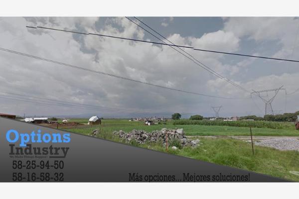 Foto de terreno industrial en venta en  , galaxia toluca, toluca, méxico, 3052170 No. 01