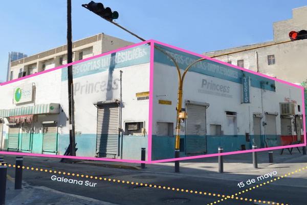 Foto de edificio en venta en galeana sur y 15 de mayo 214 , centro, monterrey, nuevo león, 0 No. 01