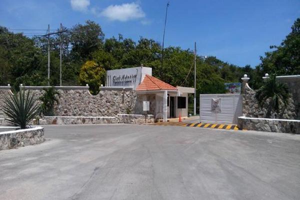 Foto de terreno habitacional en venta en galeón , lerma, campeche, campeche, 10029316 No. 01