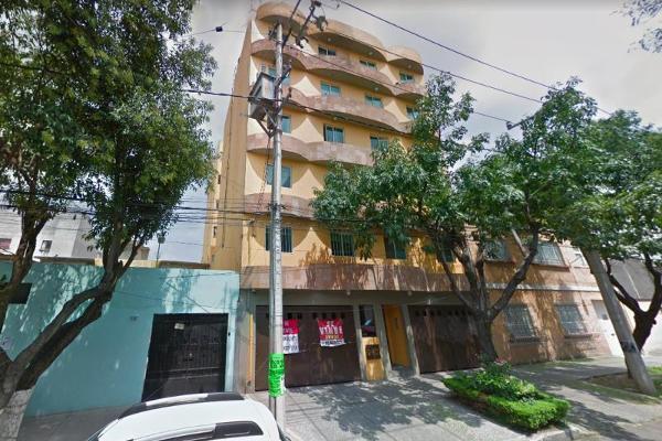 Foto de departamento en venta en galicia 240, álamos, benito juárez, df / cdmx, 5871154 No. 01
