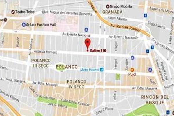 Foto de departamento en venta en galileo , polanco iv sección, miguel hidalgo, distrito federal, 3199370 No. 09