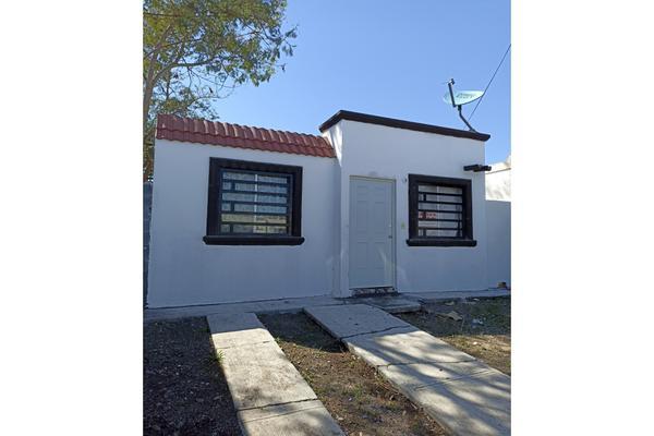 Foto de casa en venta en  , galindo, cadereyta jiménez, nuevo león, 21010417 No. 01