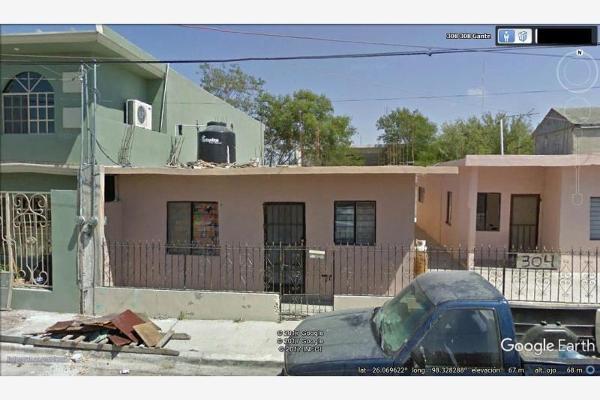 Foto de casa en venta en gante 350, san antonio, reynosa, tamaulipas, 5375198 No. 01