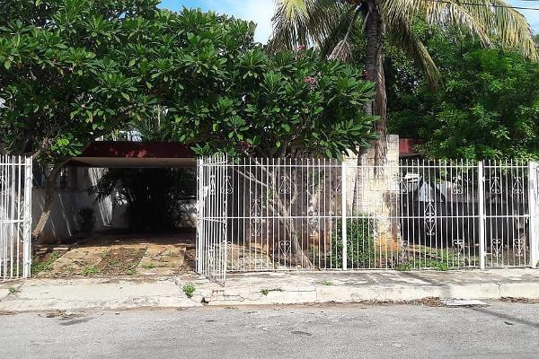 Foto de casa en venta en  , garcia gineres, mérida, yucatán, 5689499 No. 01