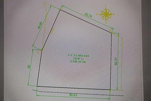 Foto de terreno habitacional en venta en garcia morales , el llano, hermosillo, sonora, 5403214 No. 01