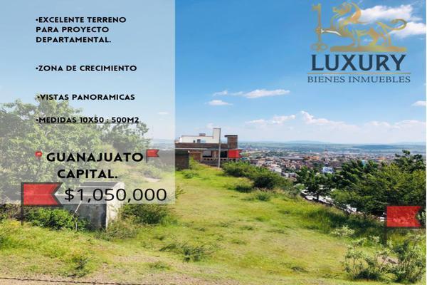 Foto de terreno habitacional en venta en gardenia , cerro lindavista, guanajuato, guanajuato, 17084144 No. 02