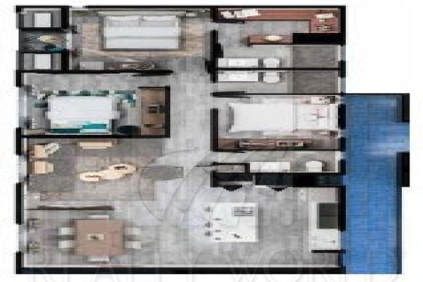 Foto de departamento en venta en  , garza cantu, san nicolás de los garza, nuevo león, 10251605 No. 12
