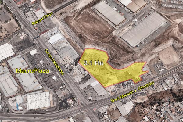 Foto de terreno comercial en venta en gato bronco , ampliación guaycura, tijuana, baja california, 14312908 No. 01