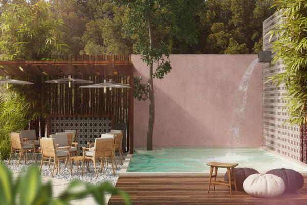 Foto de departamento en venta en gavilanes y sun yax chen , tulum centro, tulum, quintana roo, 7280300 No. 01