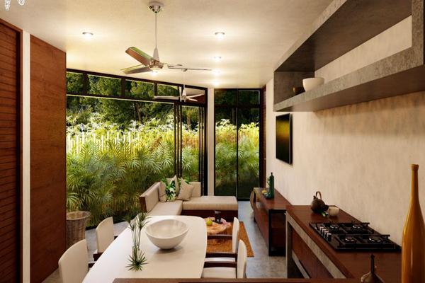 Foto de departamento en venta en gavilanes y sun yax chen , tulum centro, tulum, quintana roo, 7280300 No. 08