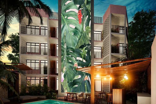 Foto de departamento en venta en gavilanes y sun yax chen , tulum centro, tulum, quintana roo, 7280444 No. 02