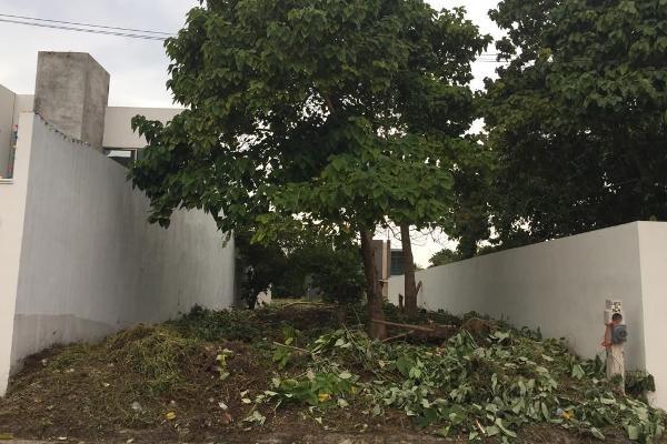Foto de terreno habitacional en venta en gaviotas 1 , hacienda del mar, carmen, campeche, 14036947 No. 01
