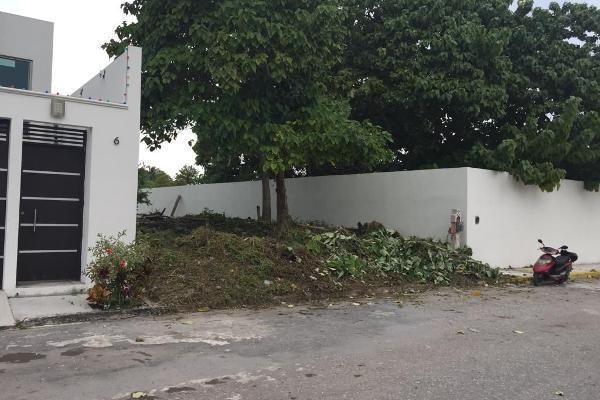 Foto de terreno habitacional en venta en gaviotas 1 , hacienda del mar, carmen, campeche, 14036947 No. 03