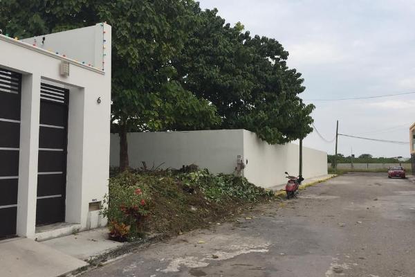 Foto de terreno habitacional en venta en gaviotas 1 , hacienda del mar, carmen, campeche, 14036947 No. 04