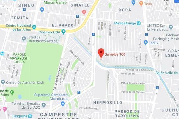 Foto de casa en venta en gemelos 160, prados de coyoacán, coyoacán, df / cdmx, 8394129 No. 03
