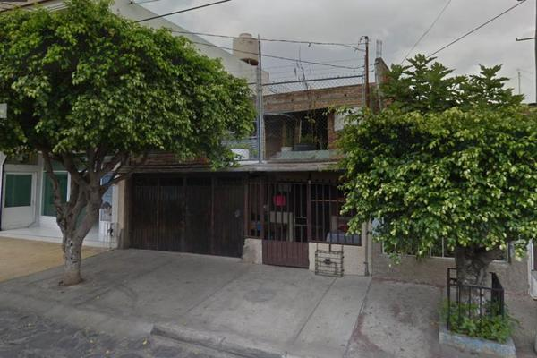 Foto de casa en venta en genaro vega 2457, heliodoro hernández loza 1a secc, guadalajara, jalisco, 8879177 No. 01