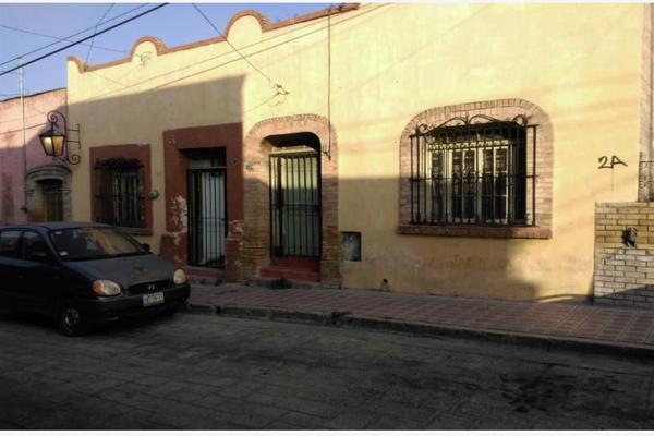 Foto de terreno habitacional en venta en general cepeda 1, saltillo zona centro, saltillo, coahuila de zaragoza, 12503094 No. 02