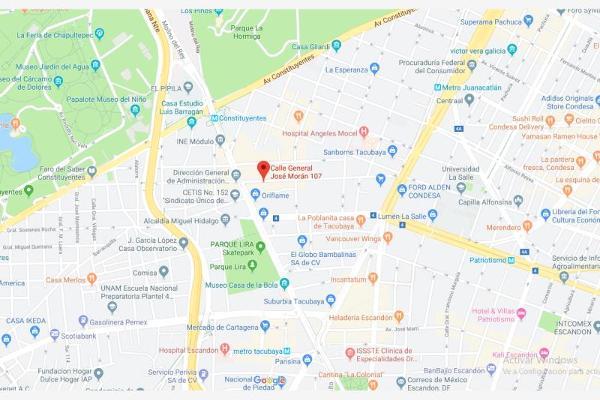 Foto de casa en venta en general josé moran 0, san miguel chapultepec i sección, miguel hidalgo, df / cdmx, 8686246 No. 06