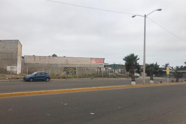 Foto de terreno habitacional en renta en general leonardo marquez lote 39 manzana 079 , ampliación benito juárez, playas de rosarito, baja california, 6178215 No. 01