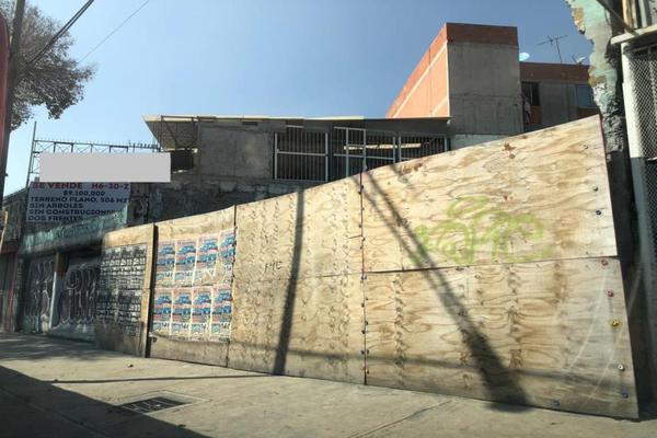 Foto de terreno comercial en venta en general lopez de santa anna 0, martín carrera, gustavo a. madero, df / cdmx, 0 No. 01