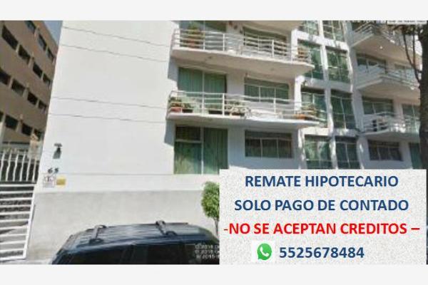 Foto de departamento en venta en general prim 65, juárez, cuauhtémoc, df / cdmx, 6193822 No. 01