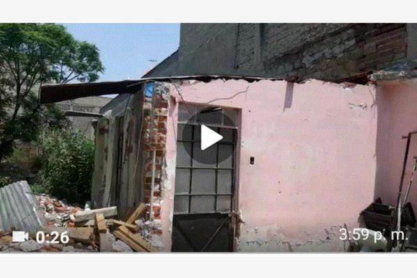 Foto de terreno habitacional en venta en general riquelme 36, 7 de noviembre, gustavo a. madero, df / cdmx, 17036499 No. 04