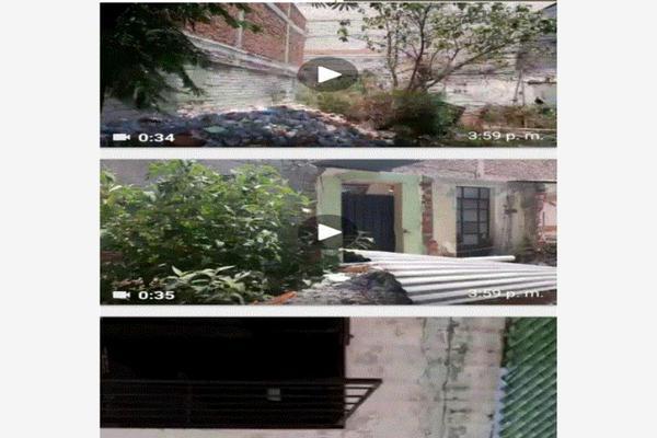 Foto de terreno habitacional en venta en general riquelme 36, 7 de noviembre, gustavo a. madero, df / cdmx, 17036499 No. 05