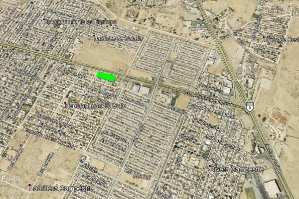Foto de terreno comercial en venta en general santiago vidaurri , división del norte, mexicali, baja california, 8385327 No. 01