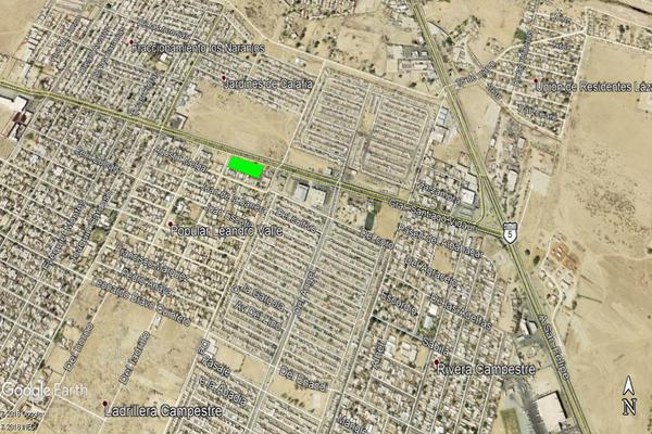 Foto de terreno comercial en venta en general santiago vidaurri , privadas campestre, mexicali, baja california, 8385399 No. 01