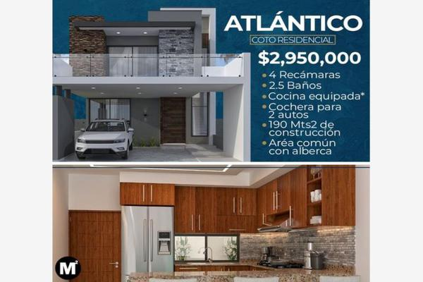 Foto de casa en venta en genova #4916 4916, real del valle, mazatlán, sinaloa, 0 No. 01