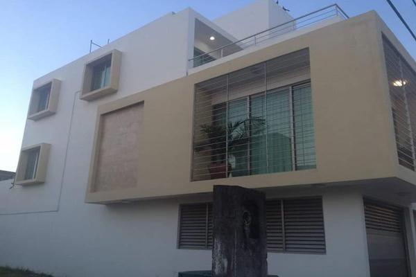 Foto de casa en venta en  , geovillas campestre, veracruz, veracruz de ignacio de la llave, 12773486 No. 01