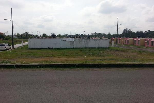Foto de terreno habitacional en venta en  , geovillas campestre, veracruz, veracruz de ignacio de la llave, 7219004 No. 01