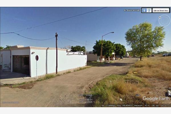 Foto de casa en venta en geranio 15, brisas del valle, navojoa, sonora, 5376177 No. 01
