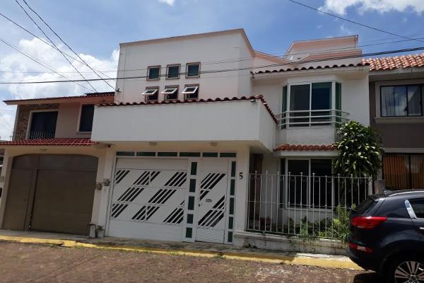 Foto de casa en venta en gildardo gomez 5, vista hermosa, xalapa, veracruz de ignacio de la llave, 5674803 No. 01