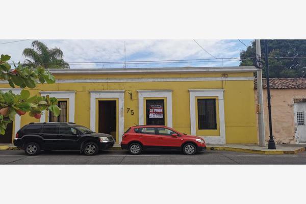 Foto de terreno comercial en venta en gildardo gómez 75, colima centro, colima, colima, 18663904 No. 01