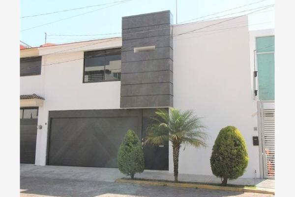 Foto de casa en venta en ginebra 4720, arcos del sur, puebla, puebla, 8083870 No. 01