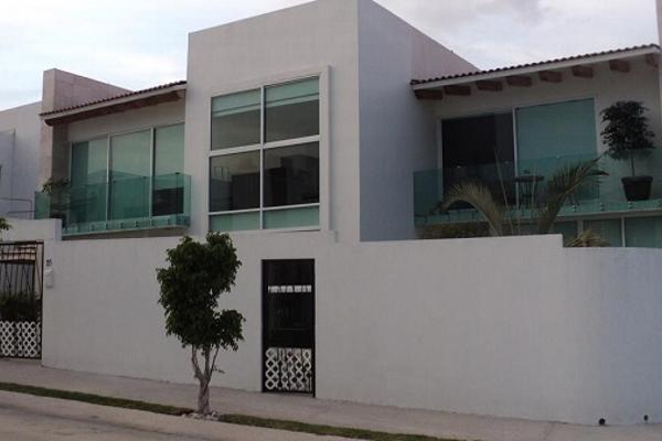 Foto de casa en venta en ginebra , lomas de angelópolis ii, san andrés cholula, puebla, 8867450 No. 01
