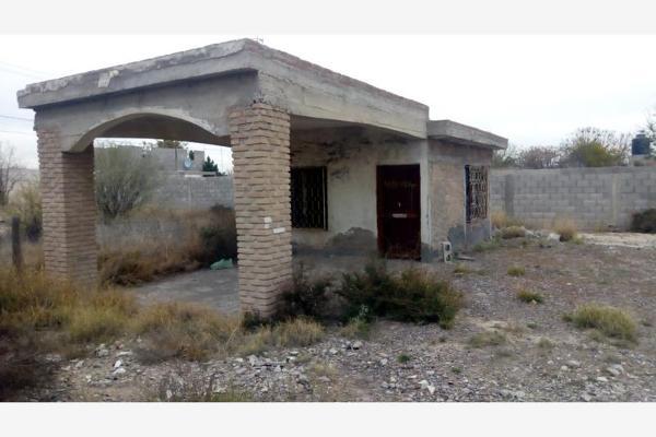 Foto de terreno habitacional en venta en girasoles 120, miguel de la madrid hurtado, gómez palacio, durango, 12273898 No. 03