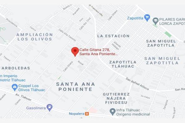 Foto de casa en venta en gitana 278, las arboledas, tláhuac, df / cdmx, 0 No. 04