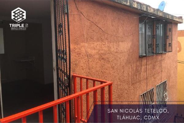 Foto de departamento en venta en gitana 77, san nicolás tetelco, tláhuac, df / cdmx, 7119435 No. 02
