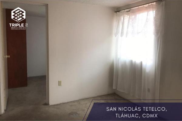 Foto de departamento en venta en gitana 77, san nicolás tetelco, tláhuac, df / cdmx, 7119435 No. 03